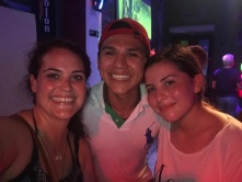My new Colombian dance partners