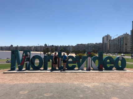 Merry Christmas from Montevideo