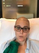 Surprised baldy